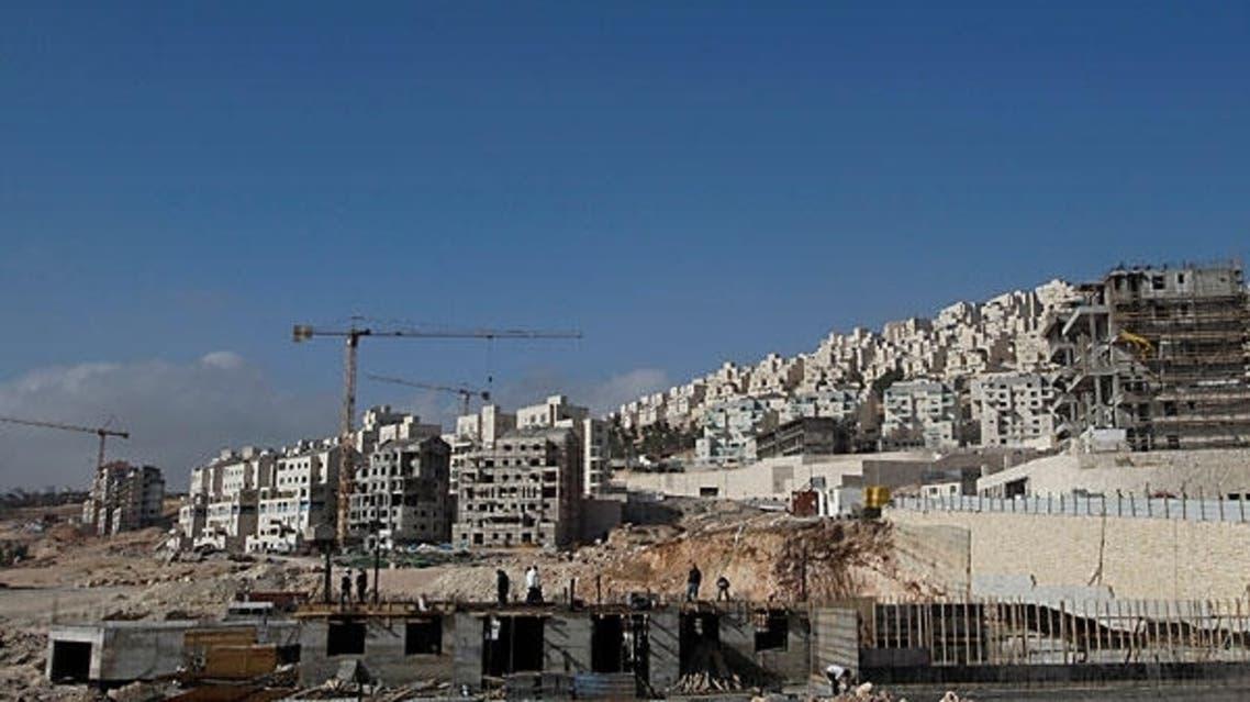 israeli settlements reuters