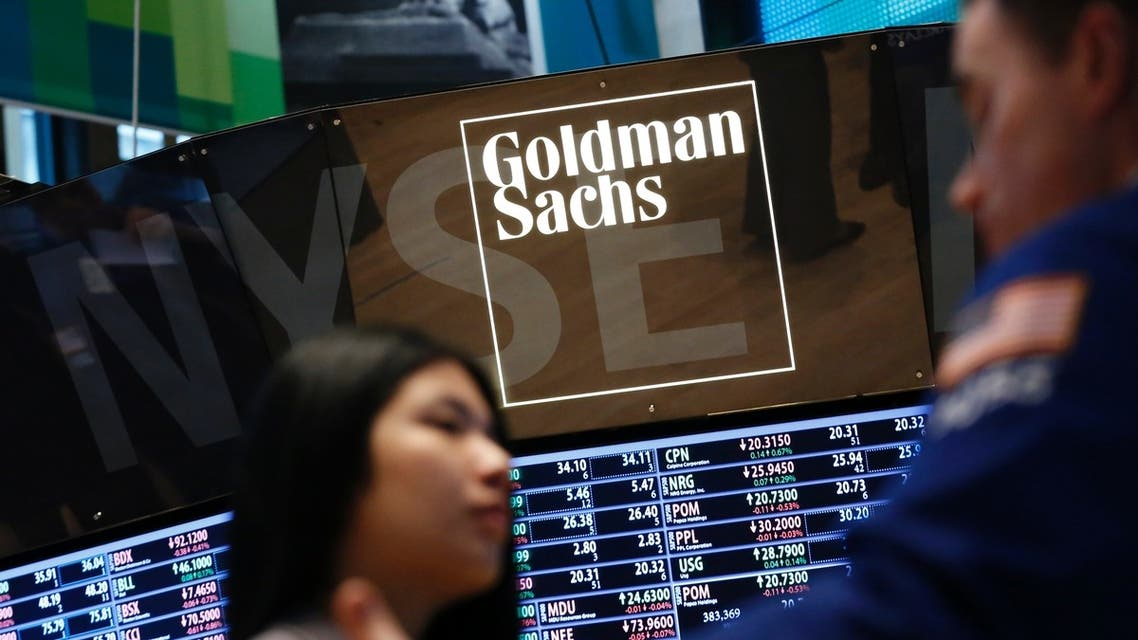 Despite higher profits, shares in Goldman Sachs fell over investors' fear over future performance. (File photo: Reuters)