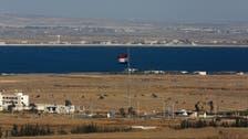 Syrian mortar shells hit Israeli-occupied ceasefire zone