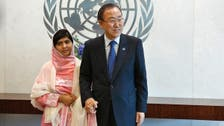 Pakistan Taliban fighter asks Malala to come home