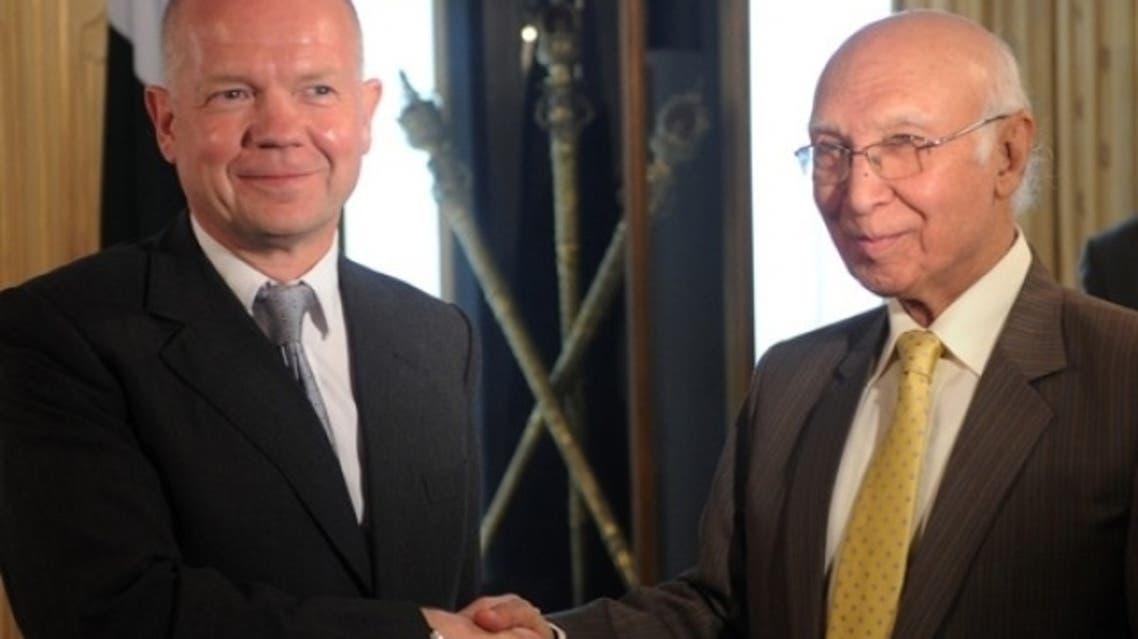 Hague + Aziz