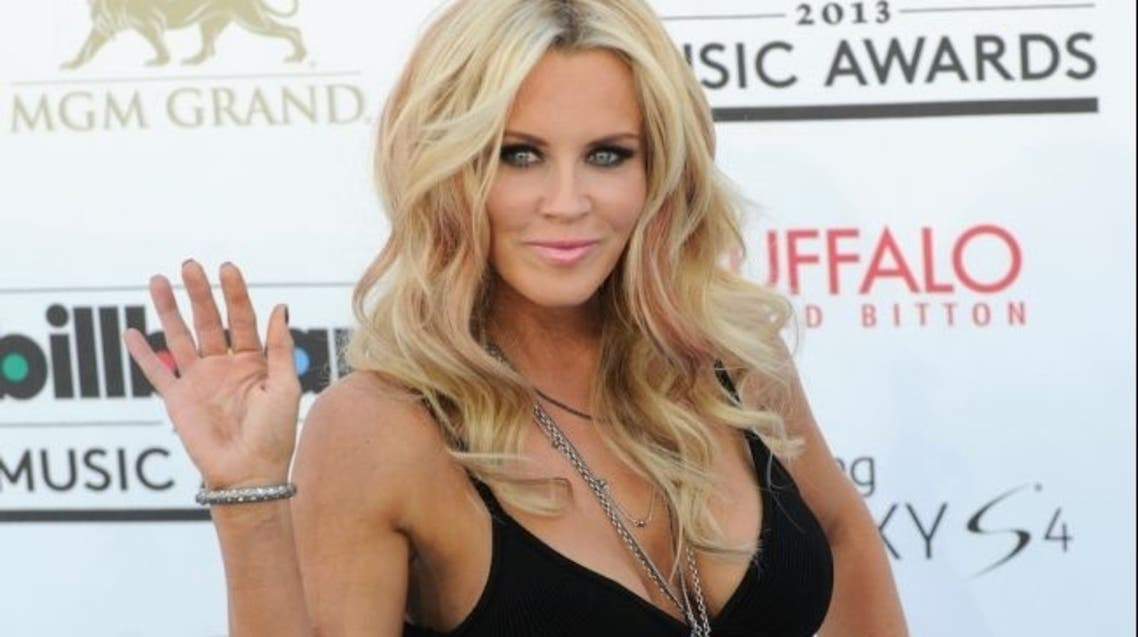 Jenny McCarthy arrives at the 2013 Billboard Music Awards at the MGM Grand Garden Arena on May 19, 2013 in Las Vegas, Nevada. (File Photo: AFP)