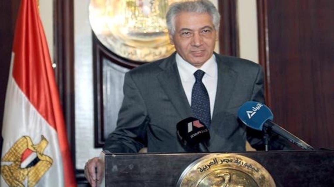 أحمد جلال وزير المالية المصري