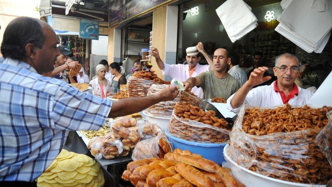 الأسواق المغربية تشهد ساعات ازدهار في رمضان