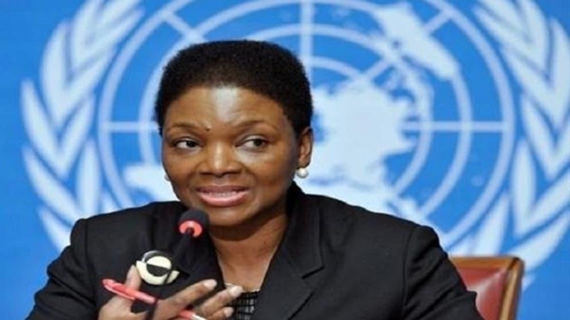 منسقة الشؤون الإنسانية في الأمم المتحدة، فاليري آموس