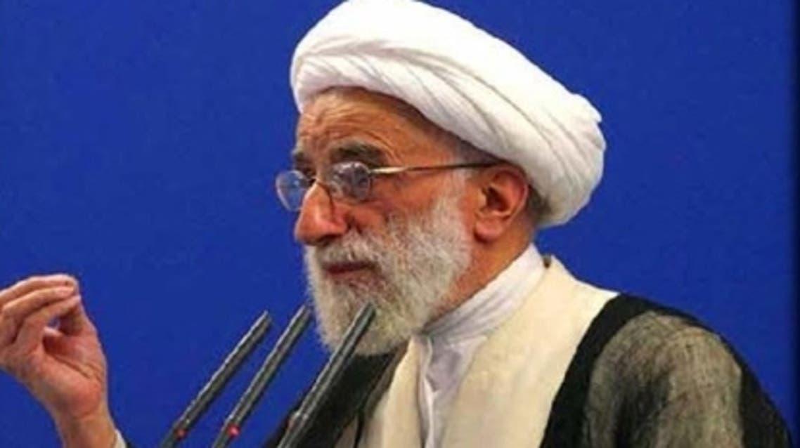 رئيس مجلس صيانة الدستور أحمد جنتي
