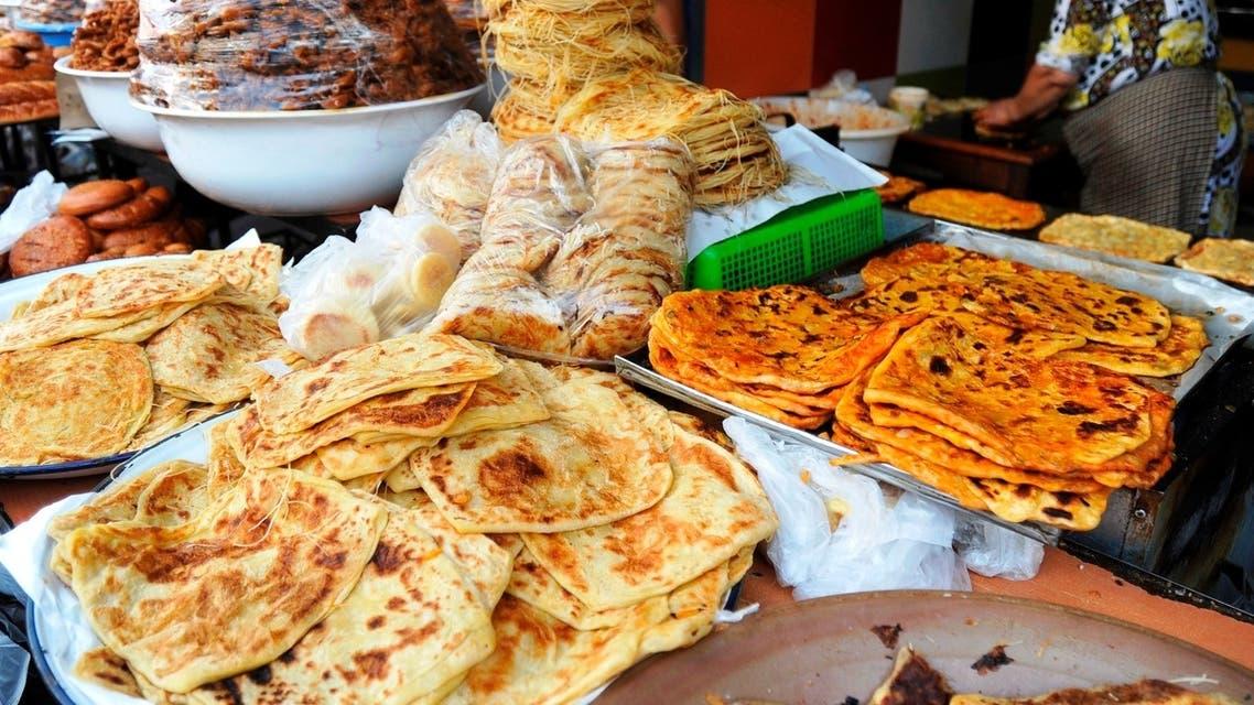أنواع من الرغيف المغربي الذي يزين به المغاربة موائد إفطارهم