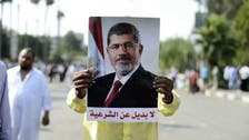 U.N. rights chief presses Egypt on Mursi detention