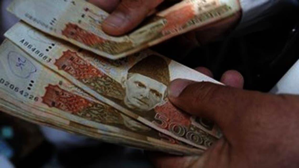 pakistan money AFP