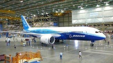"""""""بوينغ"""" تسلم 23 طائرة لشركات الطيران في الشرق الأوسط"""