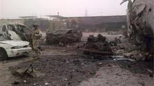 Suicide bomber kills 20 in Iraq Sunni mosque