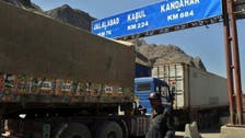 Afghan customs fines hike cost of U.S. military pullout