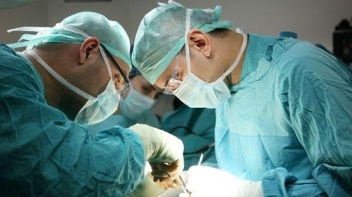 medical team alarabiya
