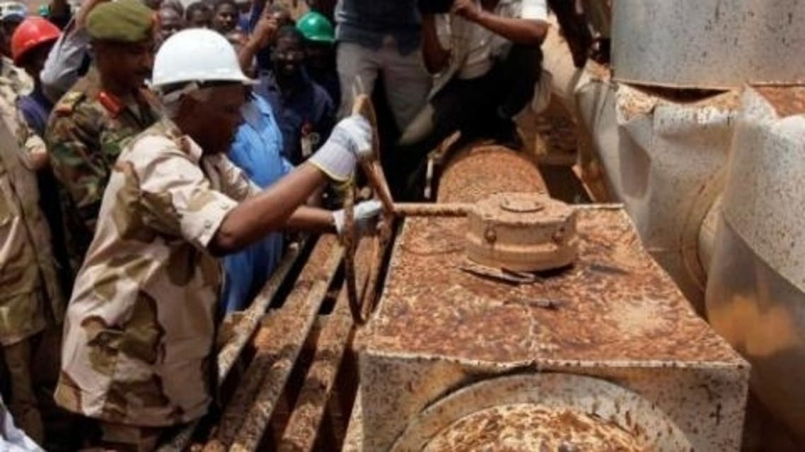 Sudan oil AFP