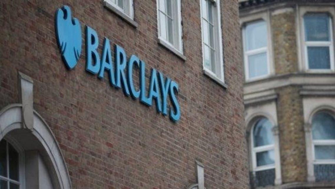 barclays bank AFP