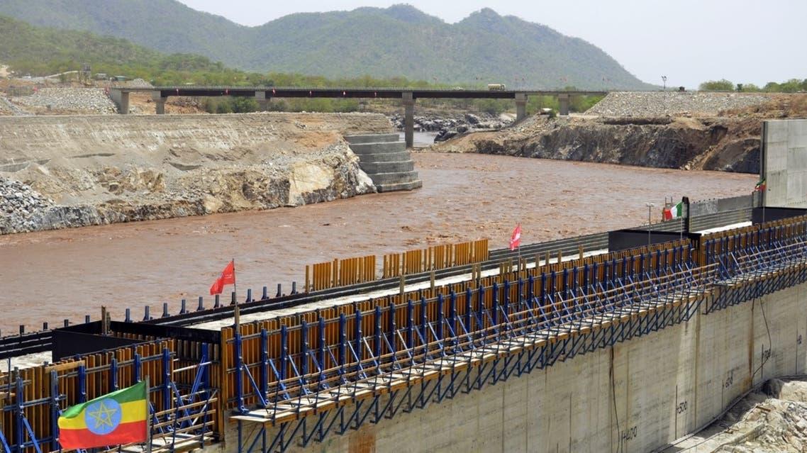 ethiopia Nile dam AFP