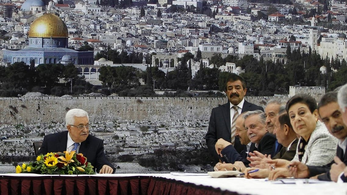 Palestinian leader Mahmoud Abbas discussed a possible U.S-brokered resumption of peace talks on Thursday. (Reuters)