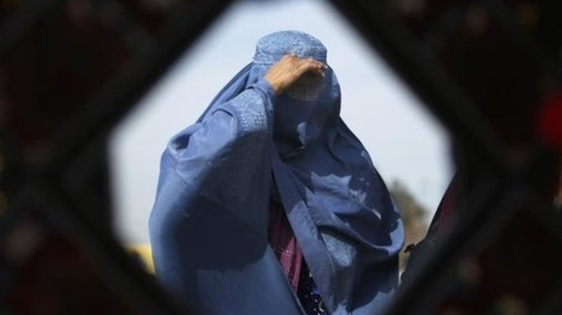 afghan woman reuters