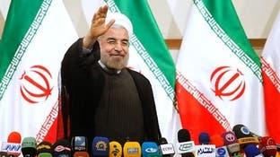 """""""الشيخ الدبلوماسي"""" حسن روحاني من أبرز وجوه 2013"""