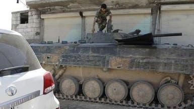 """""""جبهة النصرة"""" تسيطر على الرستن بريف حمص"""