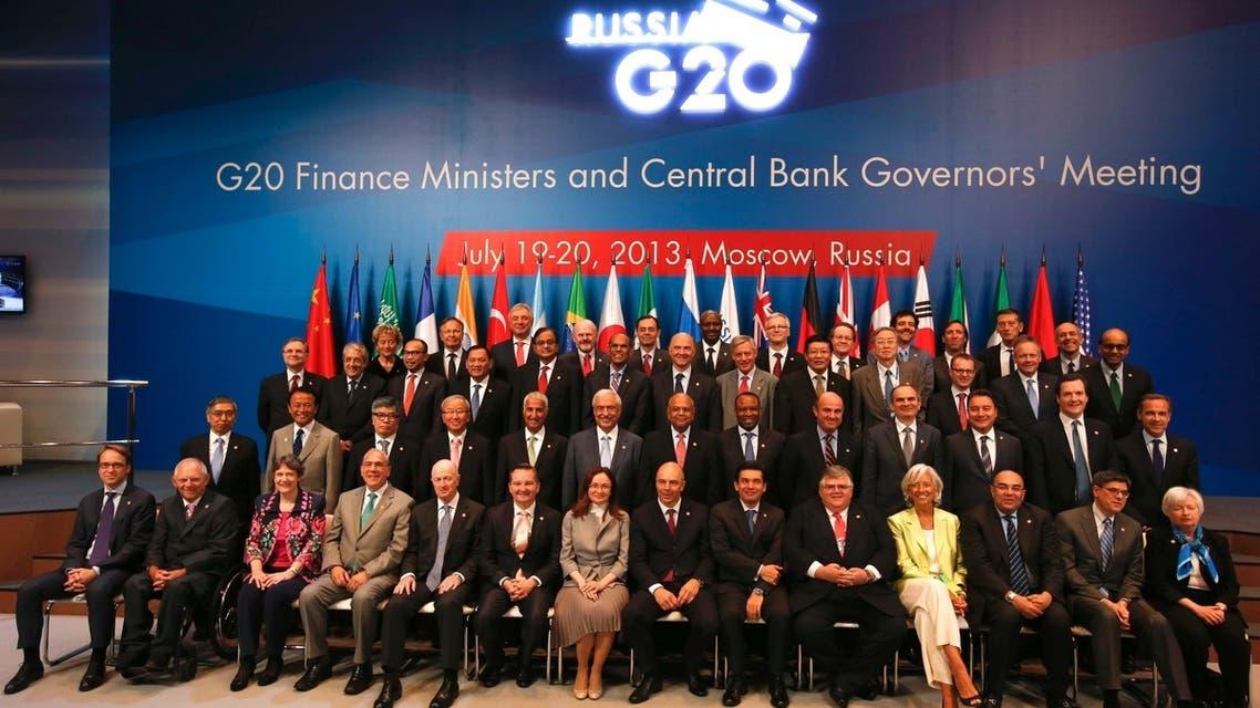G20 meeting reuters