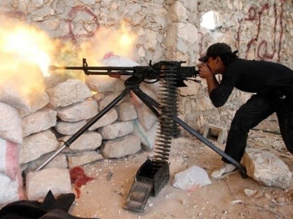 اشتباكات في محيط المطارات بمحافظة حلب