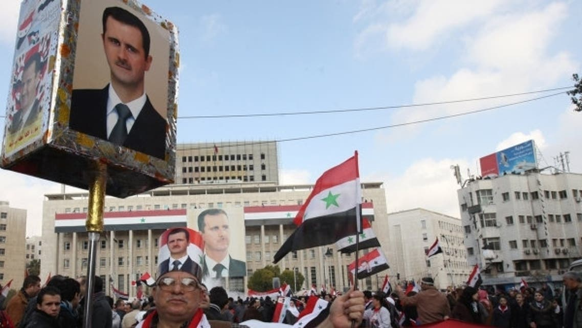 Assad AFP