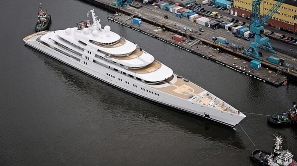 بڑی کشتی 'عزام'