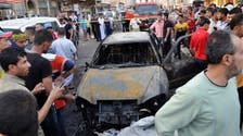 Fresh wave of Iraq bomb attacks takes July death toll past 500