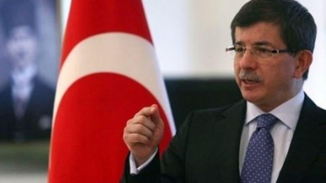 وزير الخارجية التركي، أحمد داود أوغلو
