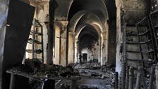 Army shelling destroys historic Syrian shrine: NGO