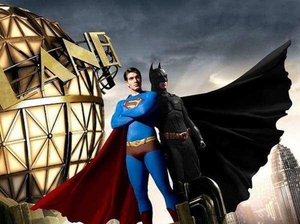 """الخارقان """"باتمان وسوبرمان"""" يجتمعان في فيلم جديد"""