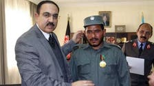 Afghan parliament dismisses interior minister