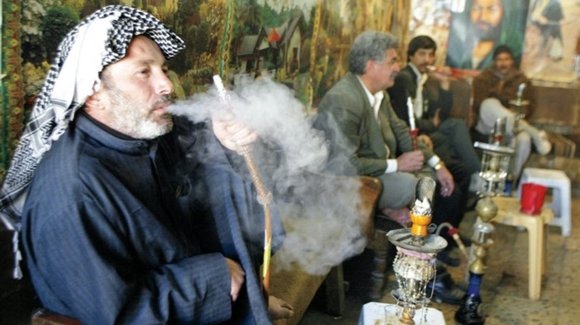 مقاهي بغداد
