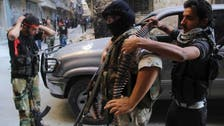 Syria opposition chief seeks French military aid, political support