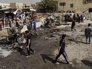 انفجارات تهز مسجدين بالحلة جنوب #العراق