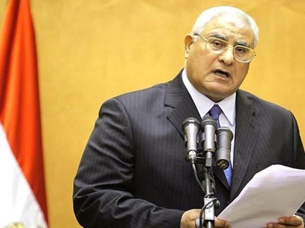 """قرار بتمديد """"حالة الطوارئ"""" في مصر لمدة شهرين"""