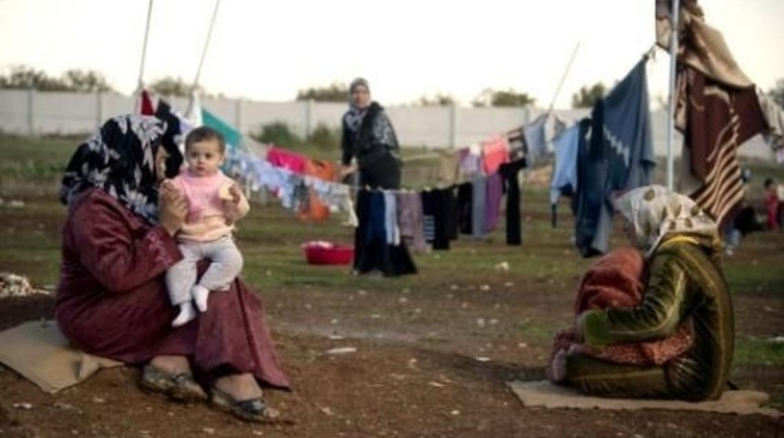 Syrian refugees in Egypt