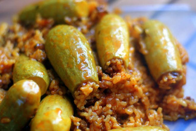 Top 15 ramadan drinks and dishes al arabiya english zucchinis stuffed with flavored rice to make what is commonly known in the arab world as mahshi it is mainly famous in egypt and the levant forumfinder Gallery