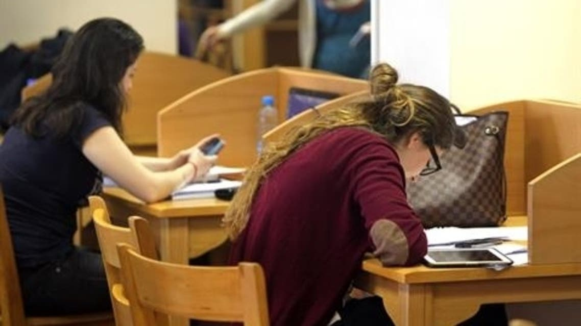 At high schools and universities across Lebanon, the abuse of Ritalin has increased over the years due to pressure over grades and competition within classes. (Photo courtesy of The Daily Star/Hasan Shaaban)