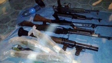 إحباط محاولة تهريب أسلحة إلى مصر قادمة من ليبيا