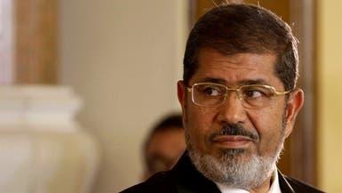 القضاء المصري يمدد حبس مرسي 15 يوماً في قضية التخابر
