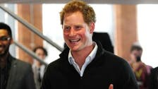 Prince Harry promises fun times for new royal baby