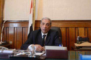 المستشار حسن سمير، قاضي التحقيق المنتدب من محكمة استئناف القاهرة