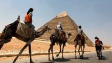 تفاؤل بمستقبل السياحة المصرية رغم تراجع الإيرادات