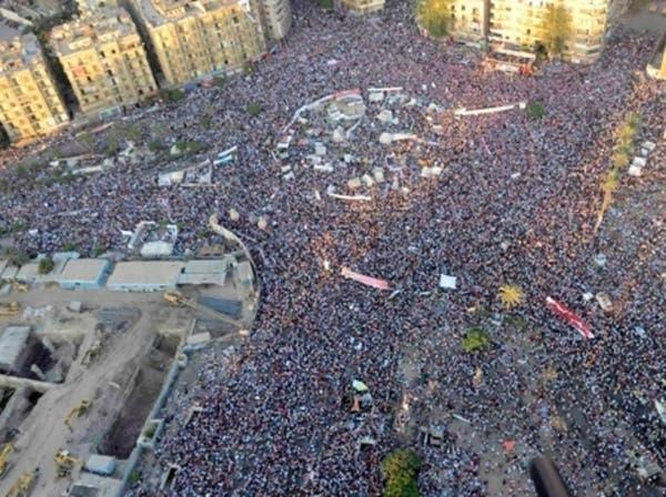 الاحتفالات الفنية تسيطر على ميادين مصر في جمعة التفويض