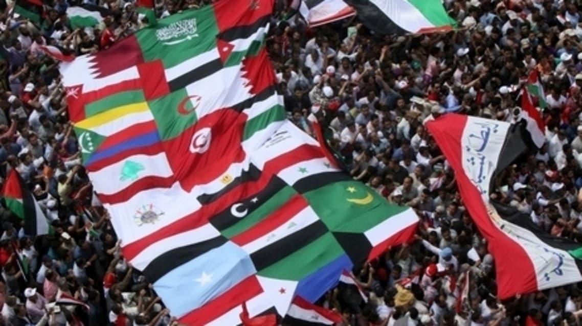Arab spring AFP