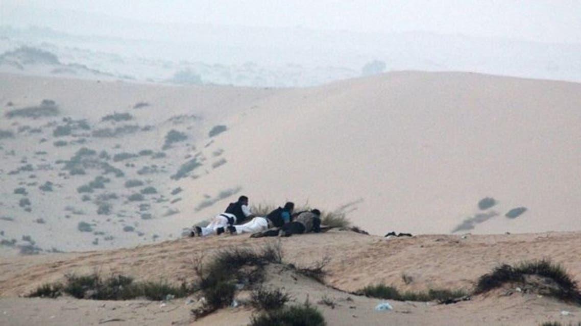 مسلحين سيناء