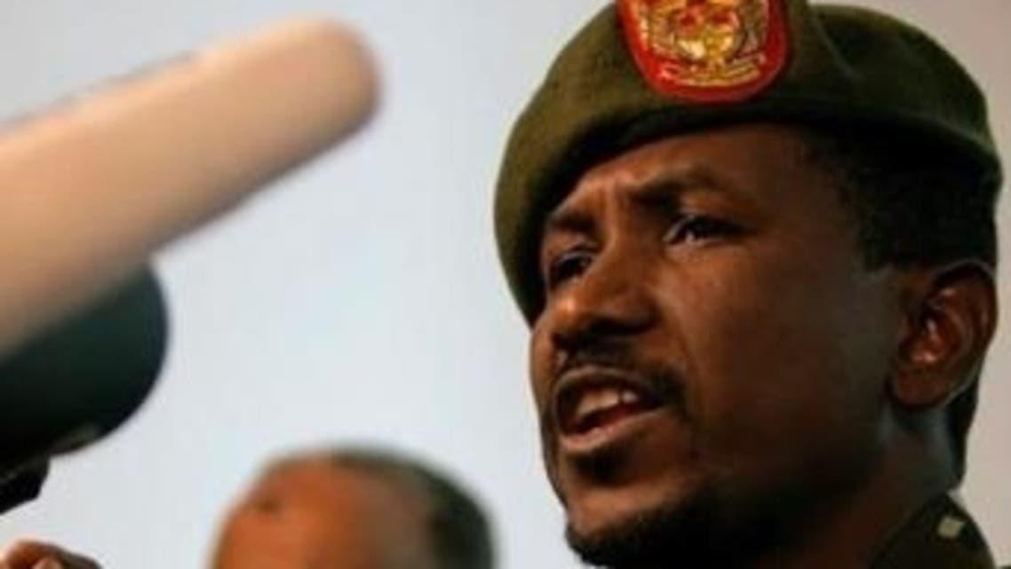 sudan army spokesman reuters