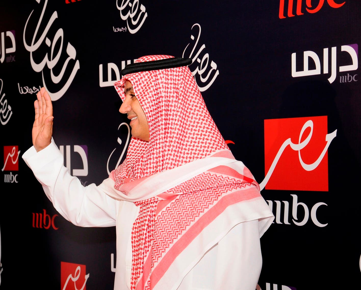 MBC Group Chairman Skeikh Waleed Alibrahim